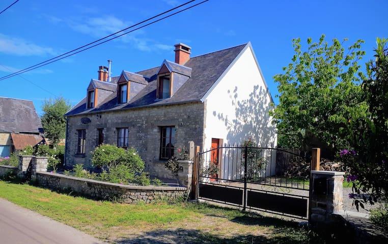 Potter's Cottage Normandy