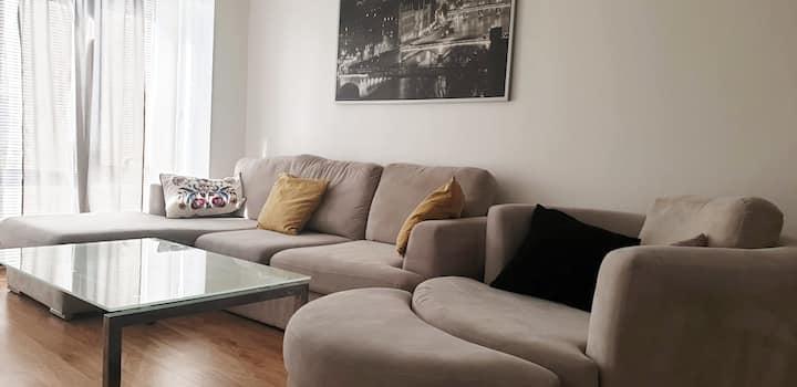 Spacious cozy apartment Zone 1, Central London