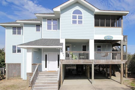 Newly updated 5 BR-Close to Beach & Whalehead Club