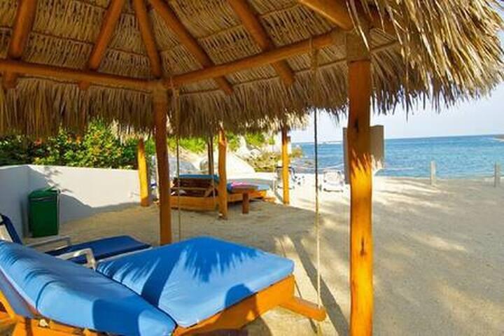 Ocean & Garden View with Direct Beach Access