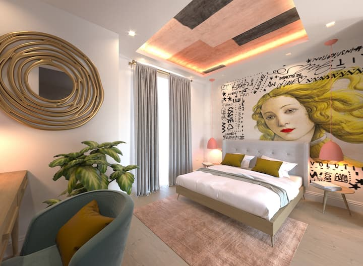 35N- Paceville's Newest Luxury Boutique Hotel Room