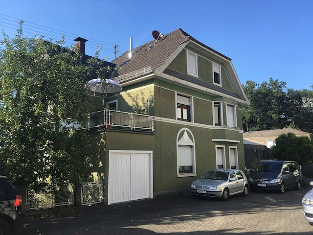 Altenkirchen, Wandern, Radfahren, Natur