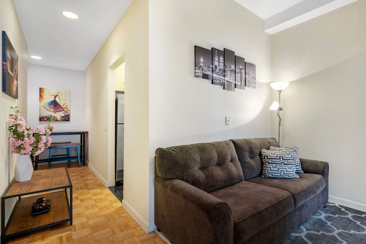 Encantador Apt de 3 HB en Downtown Manhattan
