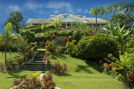 Liberty Hill Guest House & Spa - Lime Hall, St. Ann, Jamaica