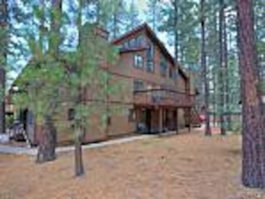 Snow Summit Condo Cabins For Rent In Big Bear Lake