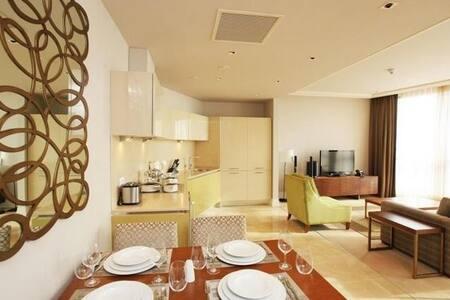 Luxory in the heart of İstanbul - Şişli - Apartment