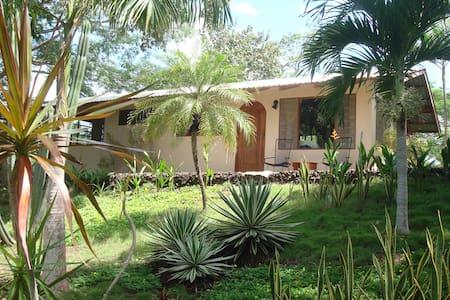 CASA AZUL, PLAYA GRANDE / PEACEFUL & PRIVATE - Playa Grande - Villa