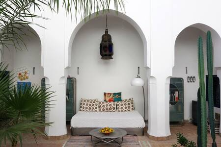 under the moroccan sky - Marrakech - Townhouse