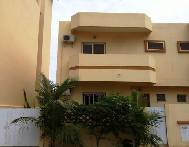 Charming Villa in Dakar, Senegal - Dakar - Hus