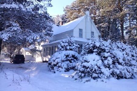 Adirondack NY Magic Vacation House - Ház