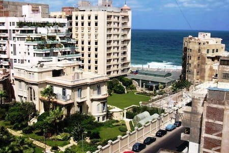 A place by the Mediterranean Sea - Alexandria - Bed & Breakfast