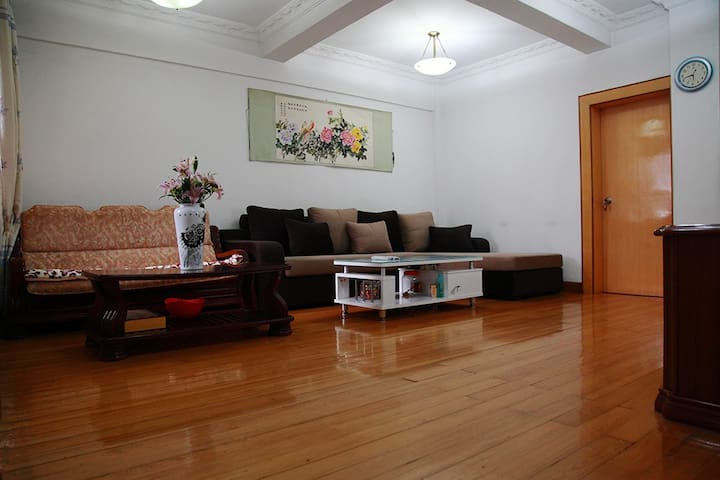 Very spacious comfortable big Suite at city center - Wuhan - Apartment