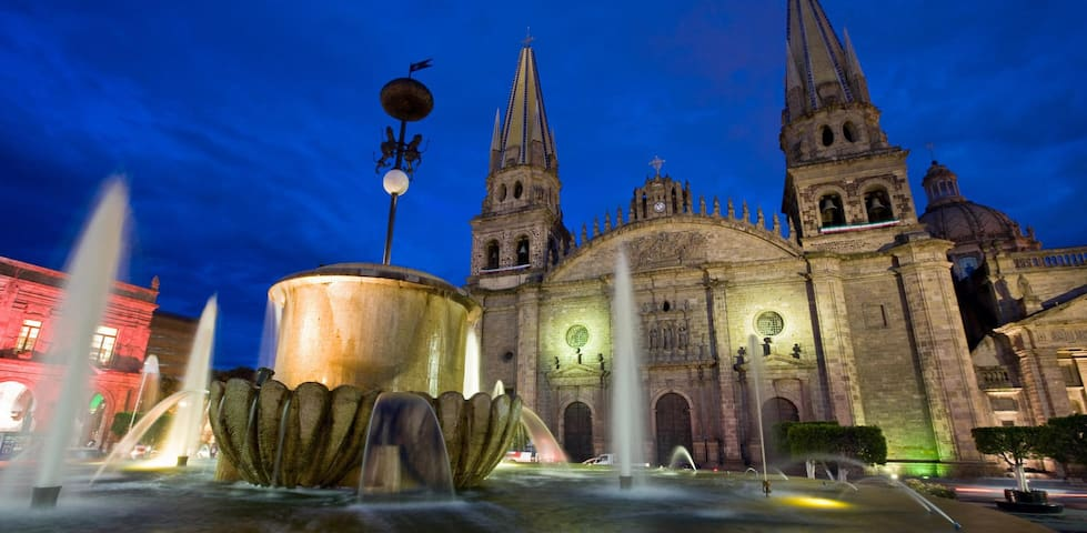 Guidebook for Guadalajara (English)