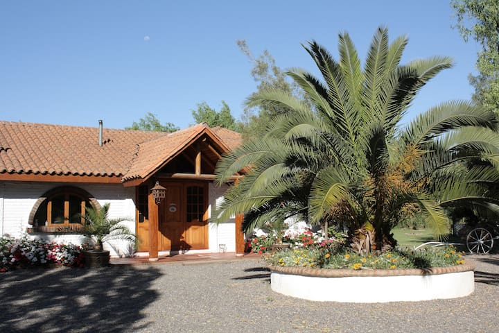 Amazing GuestHouse Santa Cruz Chile
