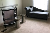 Quiet relaxing room