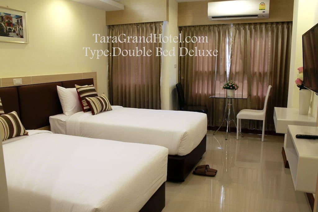 Superior Room @TaraGrandHotel