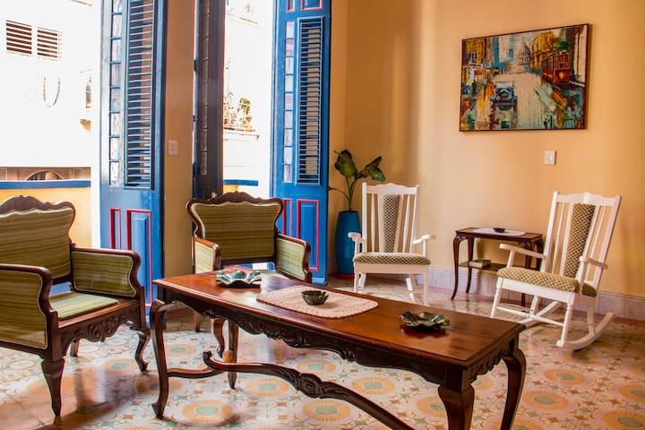 Casa Alba, room (2) Cubafeliz