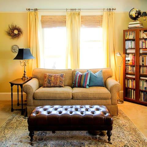 amazing 2 bdrm victorian sleeps  5 - Alameda - Huis
