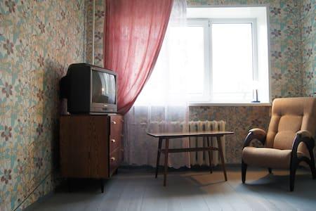 2-х комнатная квартира в стиле СССР на пр. Ленина - Petrozavodsk