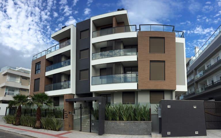 Apartamento Novo Campeche Fun Beach - Florianópolis - Apartamento