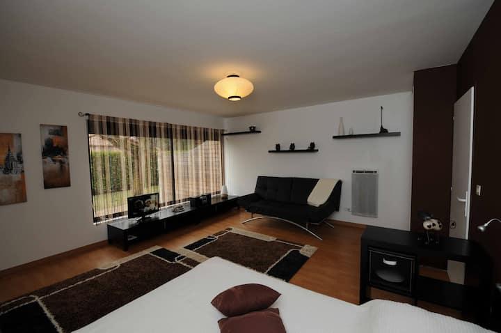 LES CERISIERS, Saint Alban, Appartement 3pers.