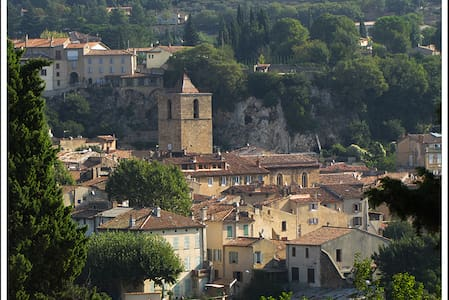 Awesome flat in Provence - Barjols