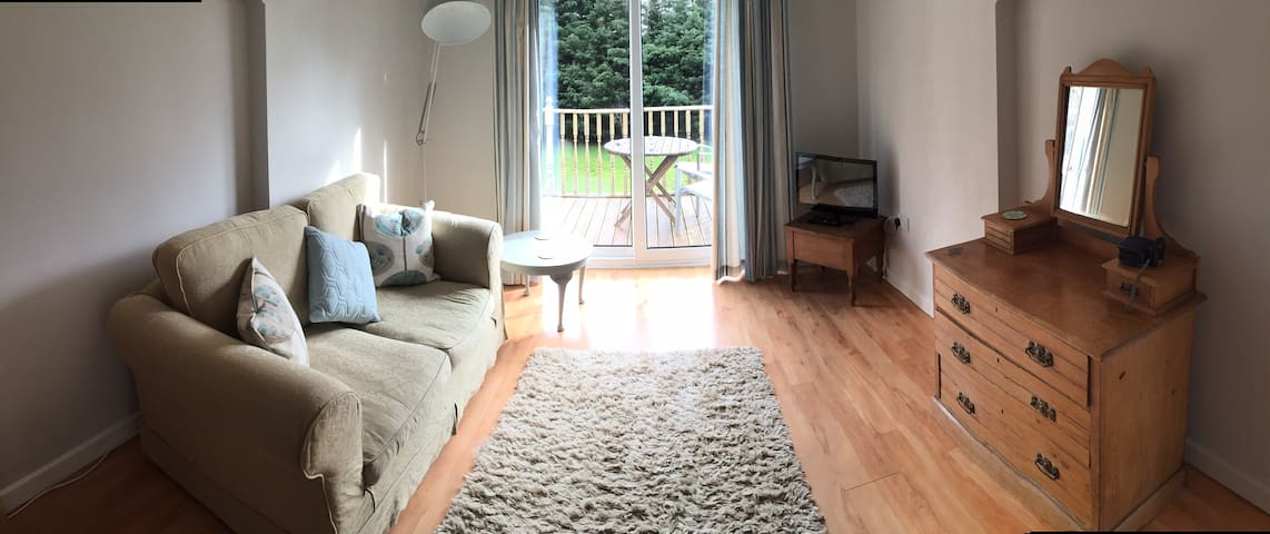 The Studio apartment,  West Bay Road - Bridport - Leilighet