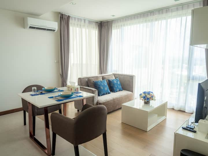 WeLive Chiang Mai--One bedroom, 42 Sq.m 15 floor