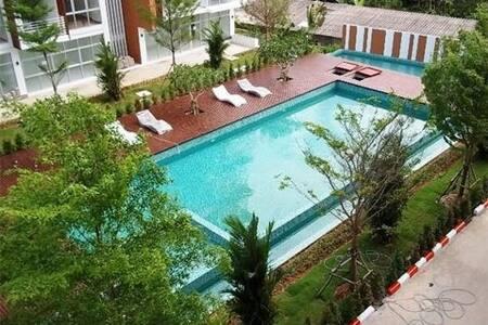 1-bedroom condo - Klong Muang beach - Krabi Noi - Wohnung