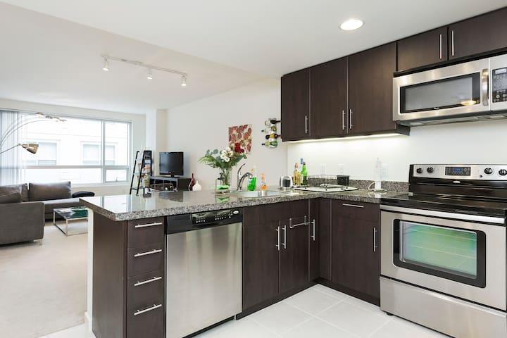 Luxury Condo in Soma - San Francisco - Apartament