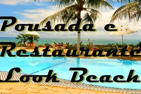 Pousada e Restaurante Look Beach - Cabo de Santo Agostinho - Bed & Breakfast