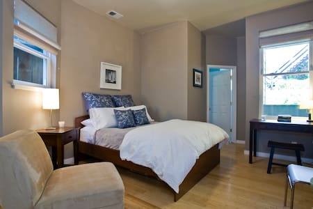 Spacious and Luxurious Castro Room w/Private Bath - San Francisco - Apartment