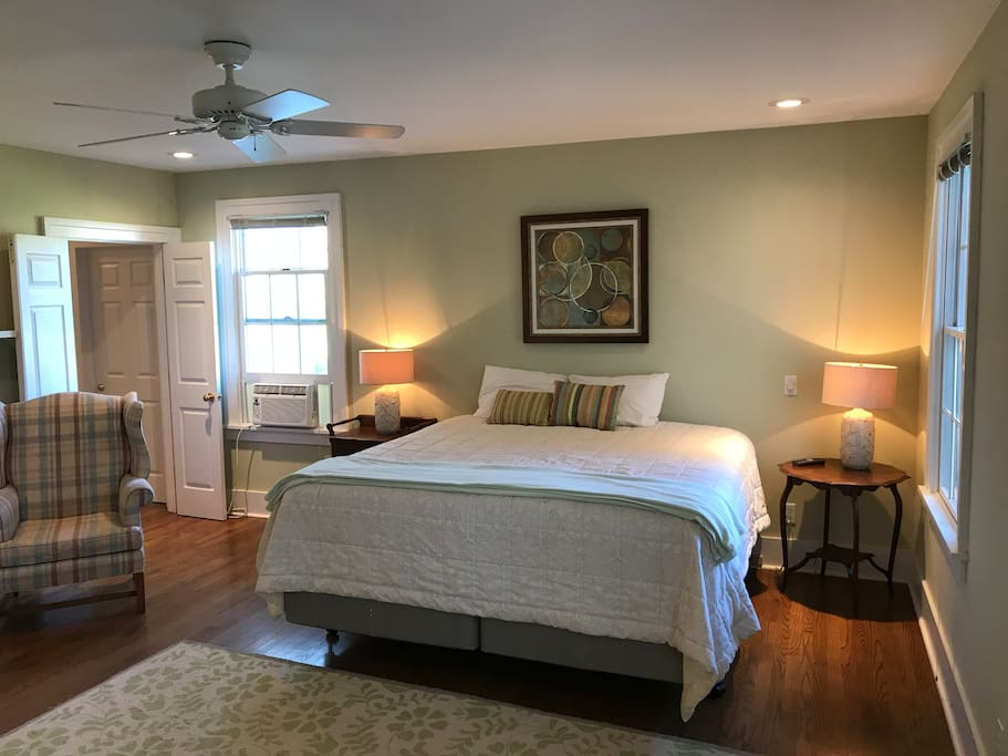 Room 1 Master Bedroom