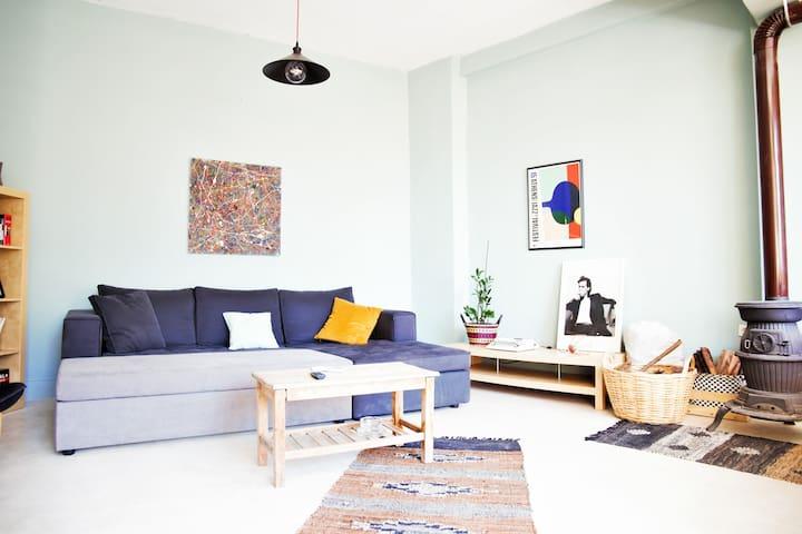 Monastiraki Artistic 2Floor House With Terrace