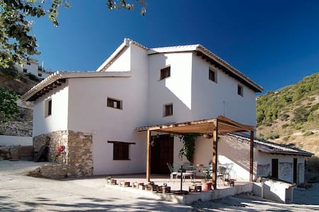 La Casa del Agua. Granada - Montefrío - Haus