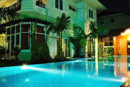 Sophia De Villa Bangkok - Amphoe Mueang Nonthaburi - วิลล่า