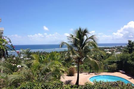 studio, jardin, piscine - Lakás