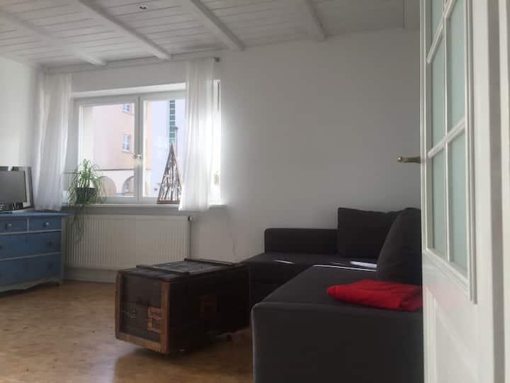 Ruhige, zentral gelegene Wohnung in Bad Kreuznach