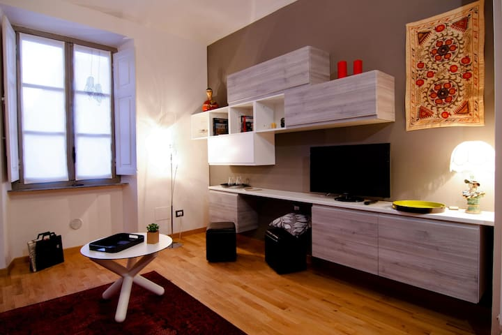 Appartamento Teresa in centro in 7' - Turin - Appartement