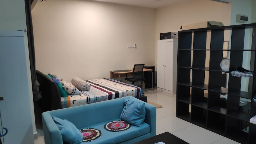 FLEXIS STUDIO 1, ONE SOUTH, SERI KEMBANGAN