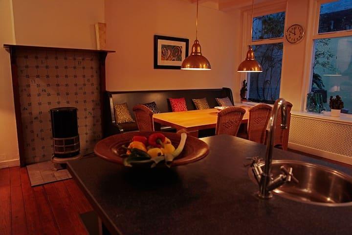 Appartement 'de Grote Sluis' - Harlingen - บ้าน