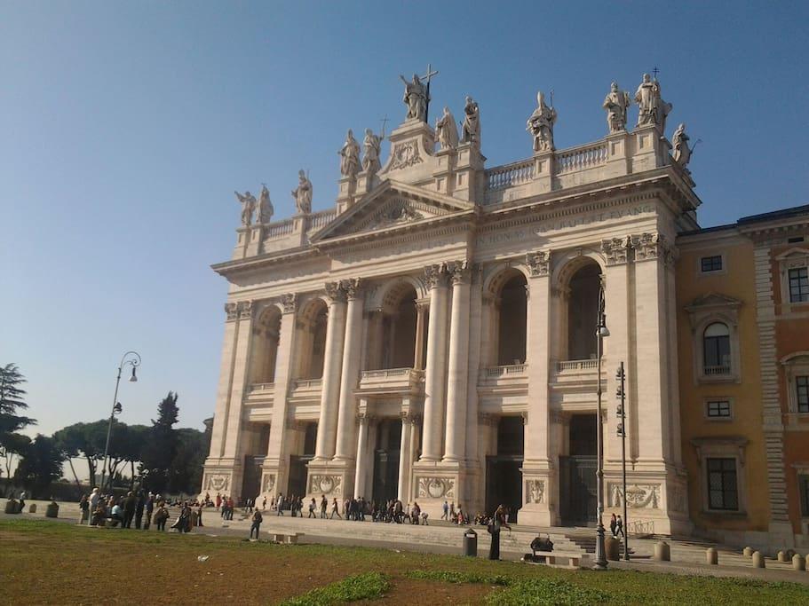 Heart Rome-near Termini-5beds-cheap