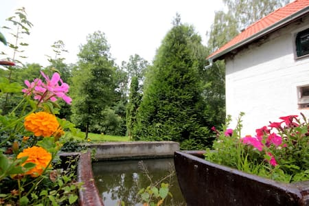 Room for a couple in historical mill - Wohnung