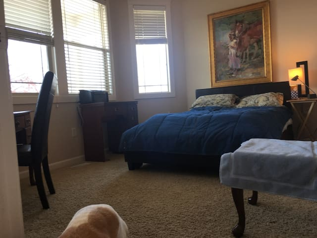 4+ Star Private BR in Peaceful Home (room 2) - Meridian - Casa