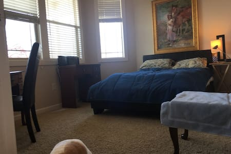 4+ Star Private BR in Peaceful Home (room 2) - Meridian - House