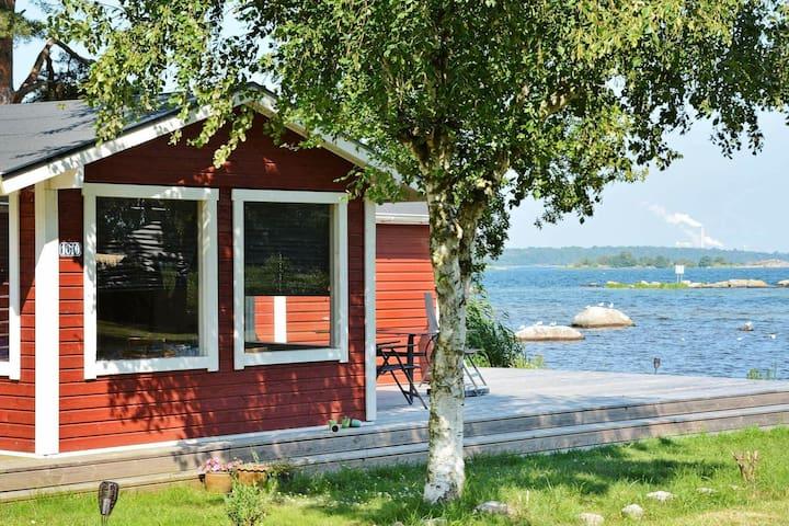 2 person holiday home in SÖLVESBORG