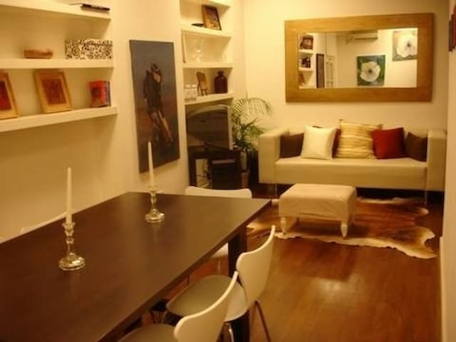 Elegant apartment in downtown Bs.As