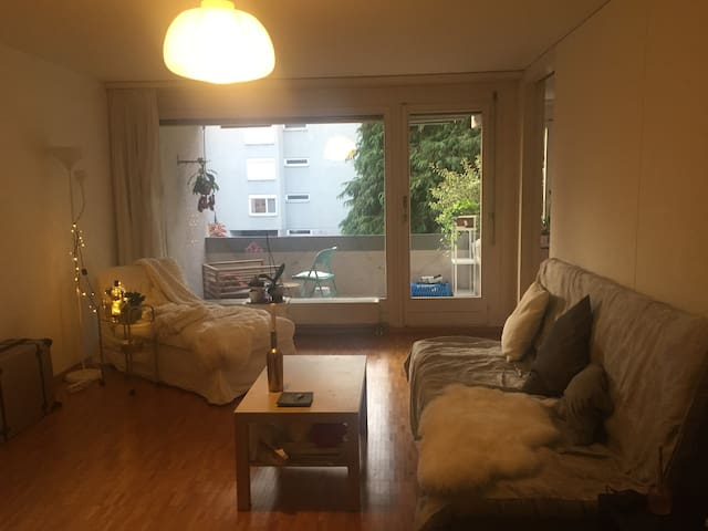 Cozy Apartment Close to Nature and the City