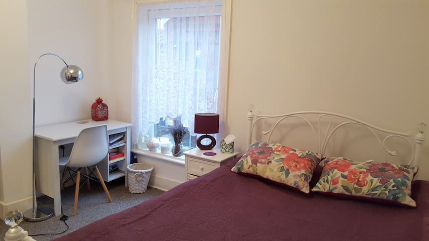 Cozy and comfy room in center of Luton - Luton - House