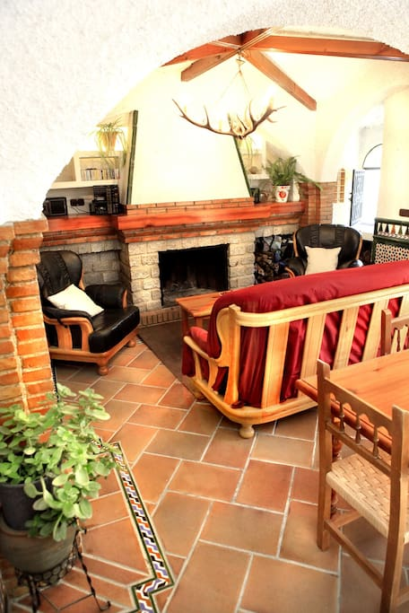 Enchanting Cave House Sacromonte Caves For Rent In